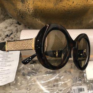 JIMMY CHOO 51 mm Wendy sunglasses